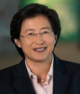 Lisa Su, CEO de AMD. A las pocas semanas de asumir su cargo, Su comenzó sus contactos con el gobierno chino.