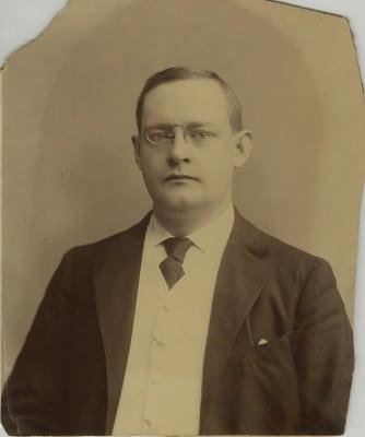 Charles S. Hamlin, primer presidente de la Reserva Federal