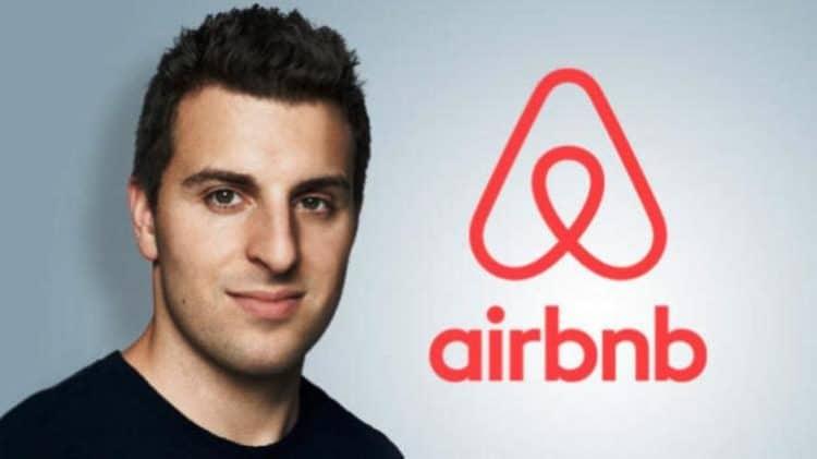 Brian Chesky, CEO de Airbnb, anunció sus planes para salir a bolsa