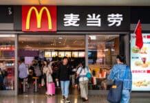 McDonald's, Starbucks y Disney, entre las afectadas por el coronavirus en China