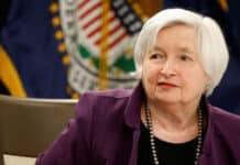 Janet Yellen, Presidenta de la Fed 2014-2018