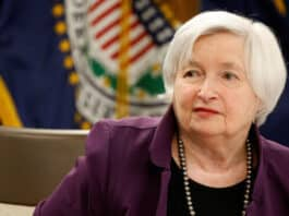 Janet Yellen, Presidenta de la Fed 2014-2018