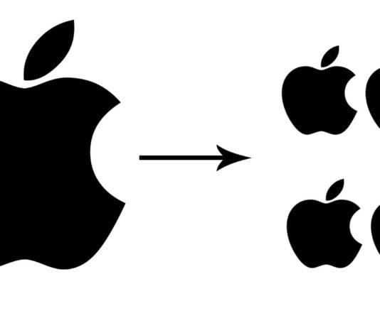 ¿Qué es un split de acciones? El caso de Apple