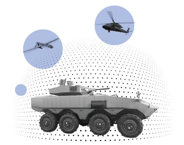 Rada Electronic - Radares Active Protection Systems