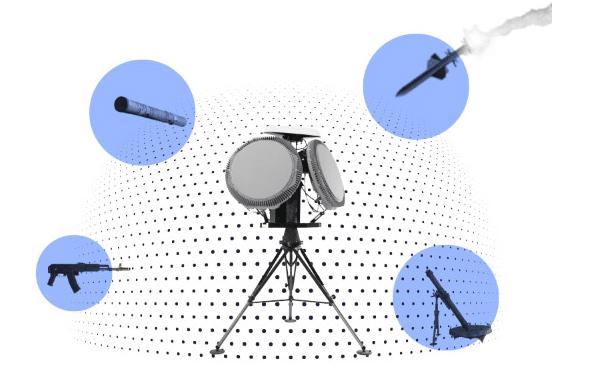 Rada Electronic - Radares C-RAM
