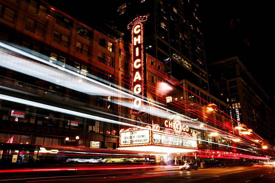 El mayor mercado de futuros del mundo se encuentra en Chicago